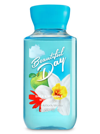 Signature Collection Beautiful Day Travel Size Shower Gel - Bath And Body Works