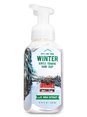 Winter Gentle Foaming Hand Soap - Bath And Body Works
