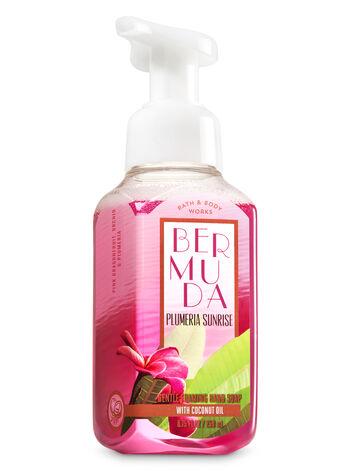 Bermuda Plumeria Sunrise Gentle Foaming Hand Soap - Bath And Body Works