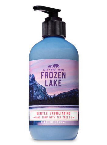 Frozen Lake Gentle Exfoliating Hand Soap - Bath And Body Works