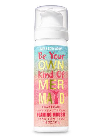 Peach Bellini Foaming Hand Sanitizer - Bath And Body Works