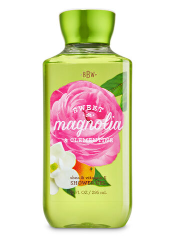 Signature Collection Sweet Magnolia & Clementine Shower Gel - Bath And Body Works