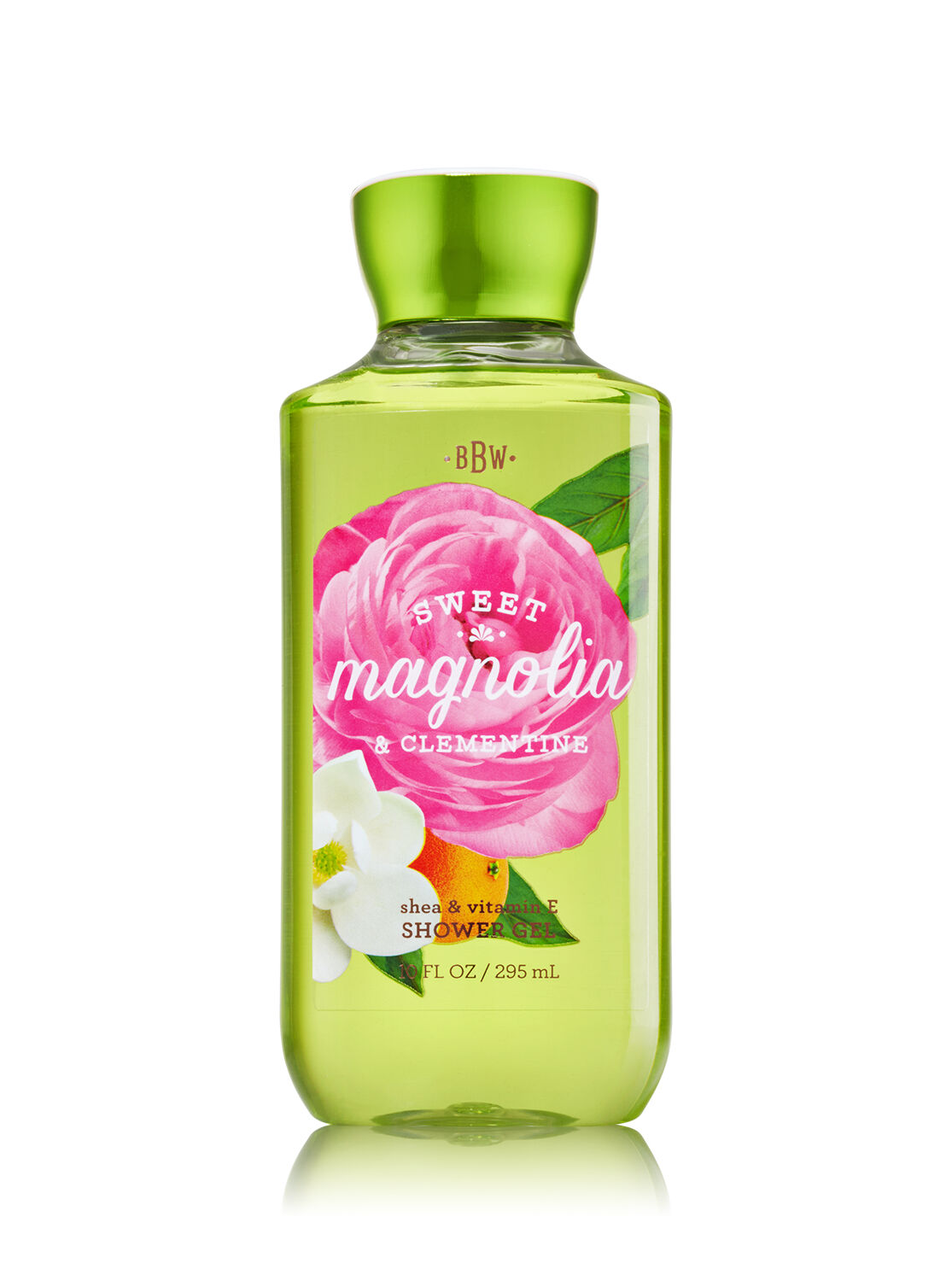 signature collection sweet magnolia u0026amp clementine shower gel bath and body works