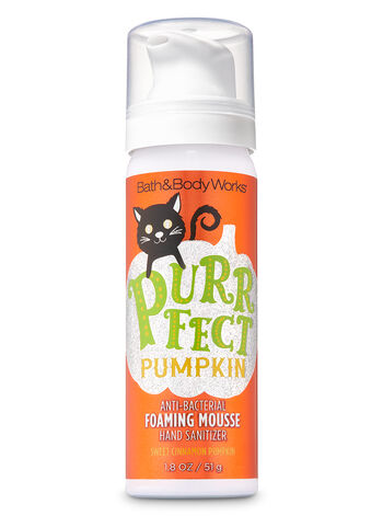 Sweet Cinnamon Pumpkin Foaming Hand Sanitizer - Bath And Body Works