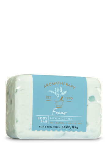 Focus - Eucalyptus & Tea Body Bar
