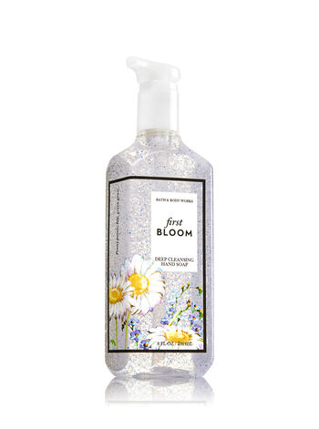 First Bloom Deep Cleansing Hand Soap - Bath And Body Works