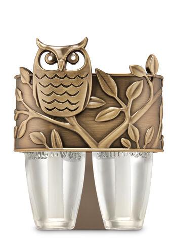 Owl Nightlight Scent Switching™ Wallflowers Duo Plug