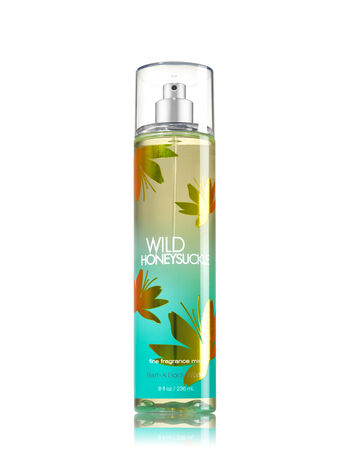 Signature Collection Wild Honeysuckle Fine Fragrance Mist - Bath And Body Works