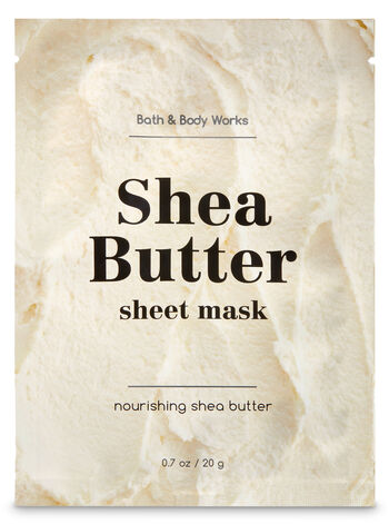 Nourishing Shea Butter Face Sheet Mask