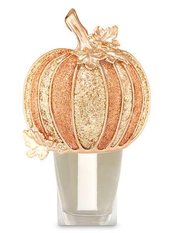 Glitter Pumpkin Nightlight Wallflowers Fragrance Plug