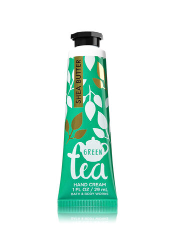 Signature Collection Green Tea Hand Cream - Bath And Body Works