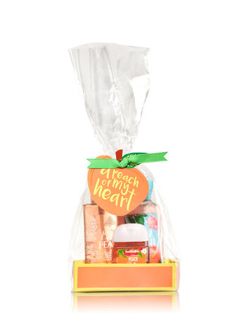 Pretty as a Peach Spring Surprise Gift Set
