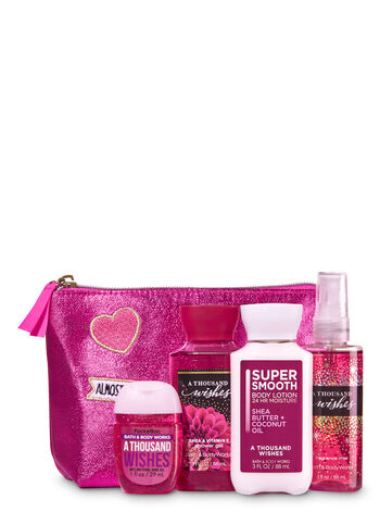 A Thousand Wishes Perfect In Pink Gift Set