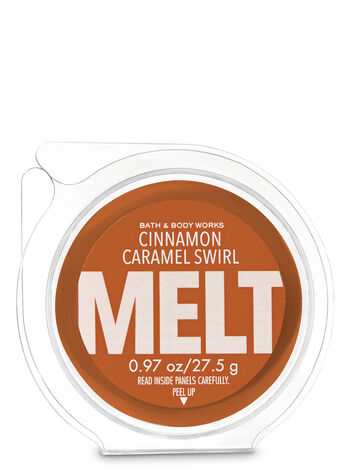 Cinnamon Caramel Swirl Fragrance Melt - Bath And Body Works