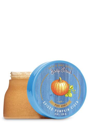 Signature Collection Spiced Pumpkin Cider Body Scrub - Bath And Body Works