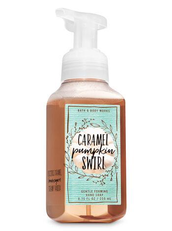 Caramel Pumpkin Swirl Gentle Foaming Hand Soap - Bath And Body Works
