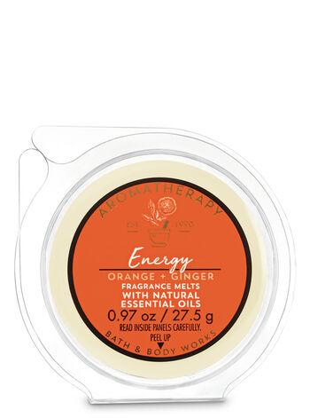 Energy - Orange & Ginger Fragrance Melt - Bath And Body Works