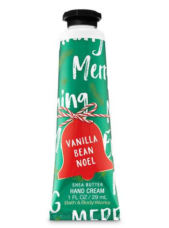 Vanilla Bean Noel Hand Cream - Bath And Body Works