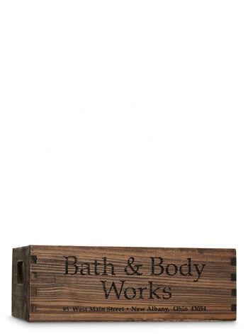 Medium Wood Crate Gift Box