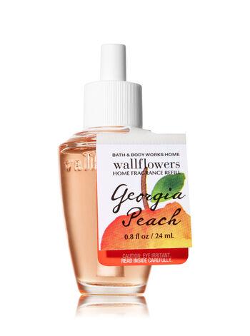 Georgia Peach Wallflowers Fragrance Refill - Bath And Body Works