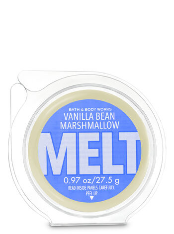 Vanilla Bean Marshmallow Fragrance Melt - Bath And Body Works
