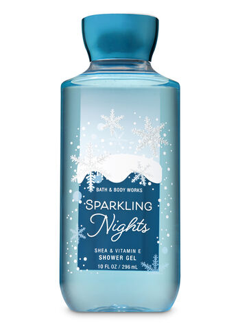 Signature Collection Sparkling Nights Shower Gel - Bath And Body Works