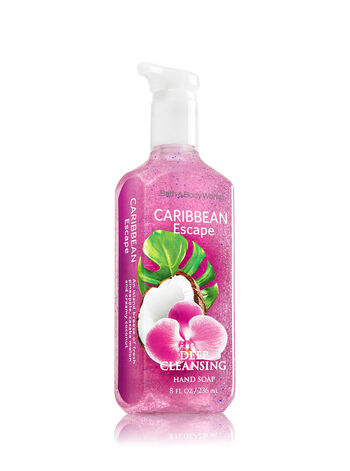 Caribbean Escape Deep Cleansing Hand Soap - Bath And Body Works