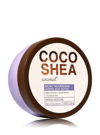 Signature Collection CocoShea Coconut Whipped Body Butter - Bath And Body Works