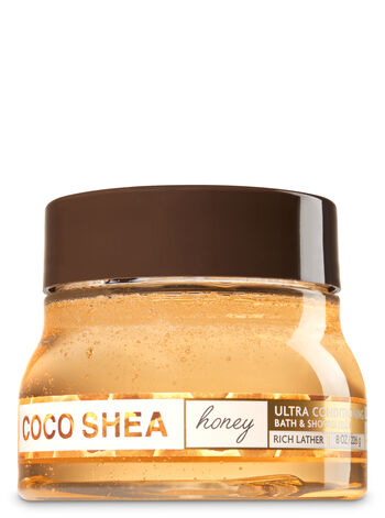 Signature Collection CocoShea Honey Bath & Shower Jelly - Bath And Body Works