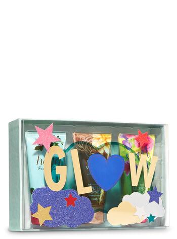 Floral Favorites Glow Get 'Em Gift Set