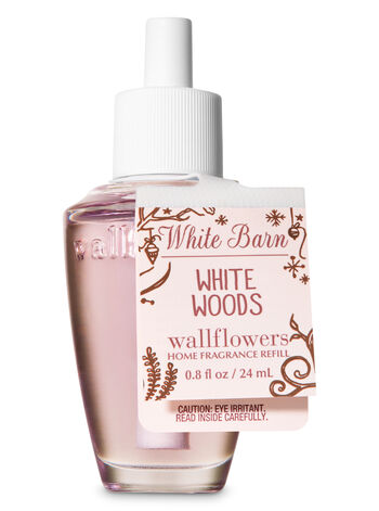 White Woods Wallflowers Fragrance Refill - Bath And Body Works