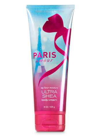 Signature Collection Paris Amour Ultra Shea Body Cream - Bath And Body Works