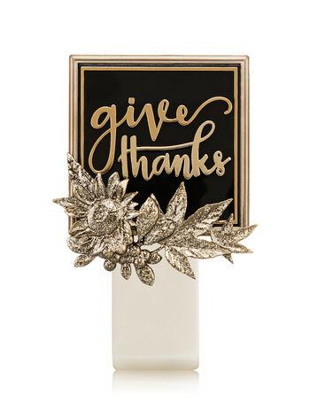 Give Thanks Shield Wallflowers Fragrance Plug