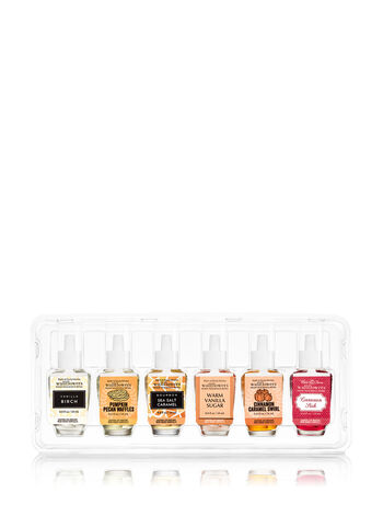Autumn Sweets 6-Pack Wallflowers Sampler