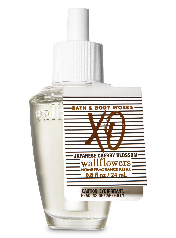 Japanese Cherry Blossom Wallflowers Fragrance Refill   Bath And Body Works. Wallflowers Fragrance Plugs   Scent Refills   Bath   Body Works
