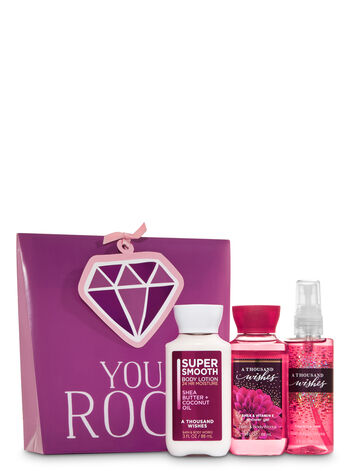 A Thousand Wishes You Rock Mini Gift Set