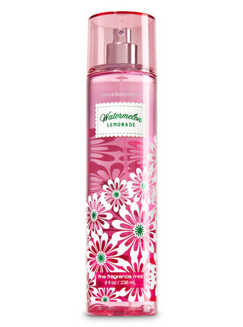 Signature Collection Watermelon Lemonade Fine Fragrance Mist - Bath And Body Works