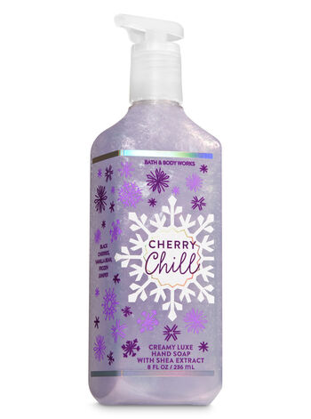 Cherry Chill Creamy Luxe Hand Soap - Bath And Body Works
