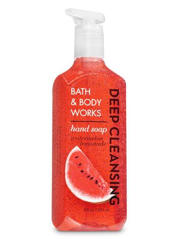 Watermelon Lemonade Deep Cleansing Hand Soap - Bath And Body Works