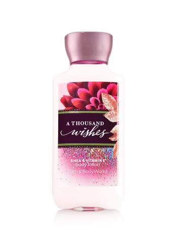 Signature Collection A Thousand Wishes Body Lotion - Bath And Body Works