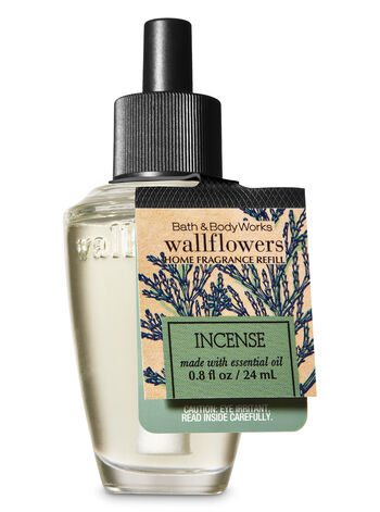 Incense Wallflowers Fragrance Refill - Bath And Body Works