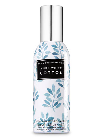 Pure White Cotton Concentrated Room Spray - Bath And Body Works