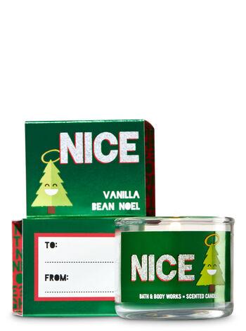 Vanilla Bean Noel Mini Candle