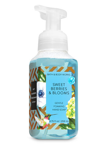 Sweet Berries & Blooms Gentle Foaming Hand Soap - Bath And Body Works