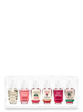 Sweet Winter Treats 6-Pack Wallflowers Sampler
