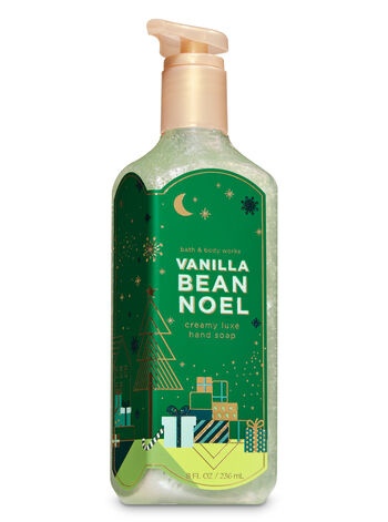 Vanilla Bean Noel Creamy Luxe Hand Soap - Bath And Body Works