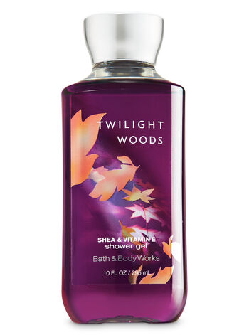 Signature Collection Twilight Woods Shower Gel - Bath And Body Works