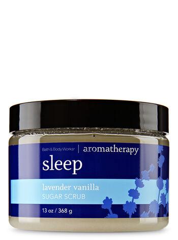 Aromatherapy Lavender Vanilla Sugar Scrub - Bath And Body Works