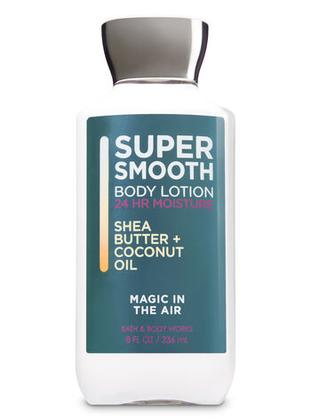 Magic in the Air Super Smooth Body Lotion - Bath And Body Works