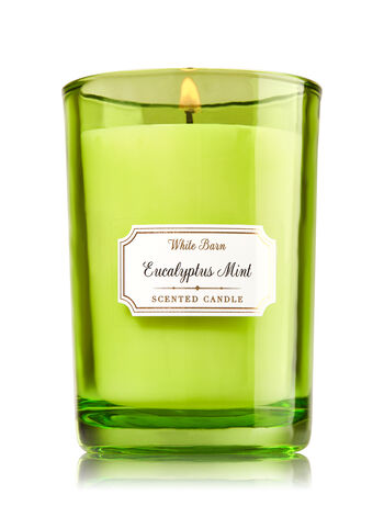 Eucalyptus Mint Medium Candle - Bath And Body Works